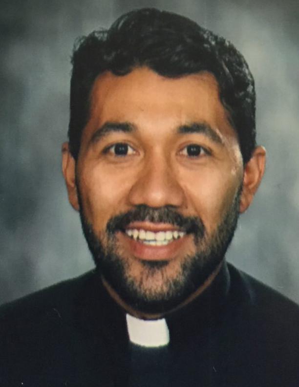 Fr. Javier Guativa - Pastor