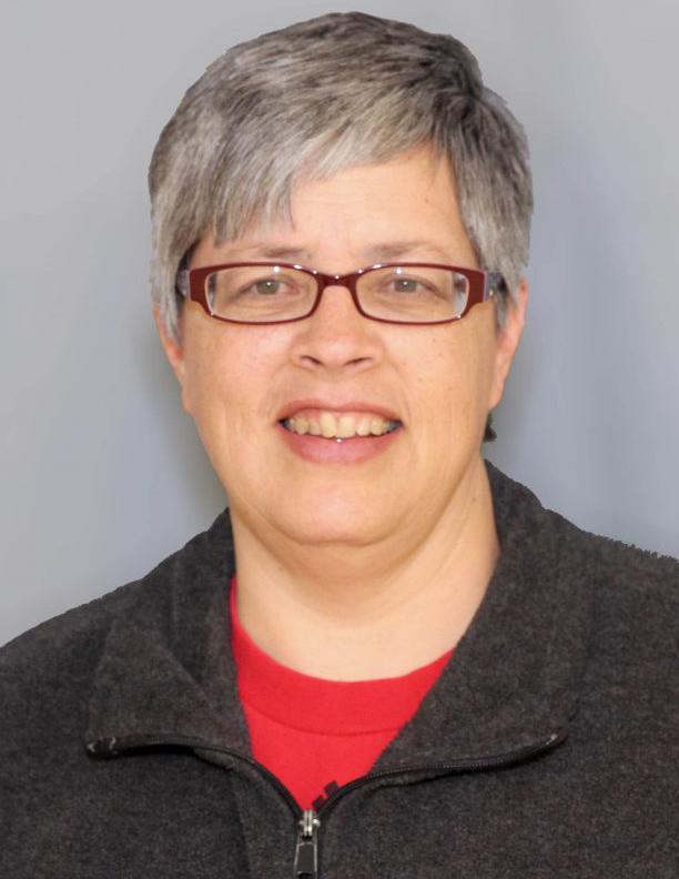 Linda Masters - Parish Secretary